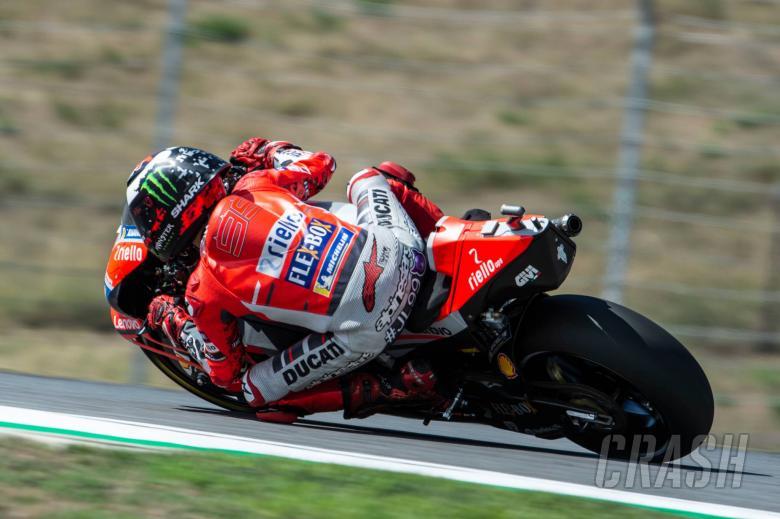MotoGP: Brno MotoGP test times - Monday (11am)
