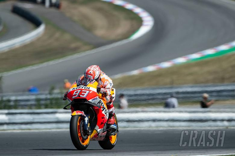 MotoGP: Brno MotoGP test times - Monday (FINAL)