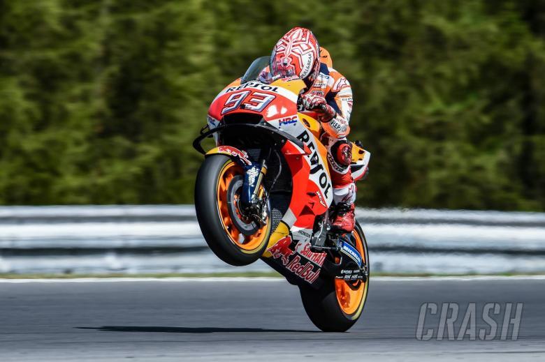 MotoGP: Marquez: Attack best way to defend