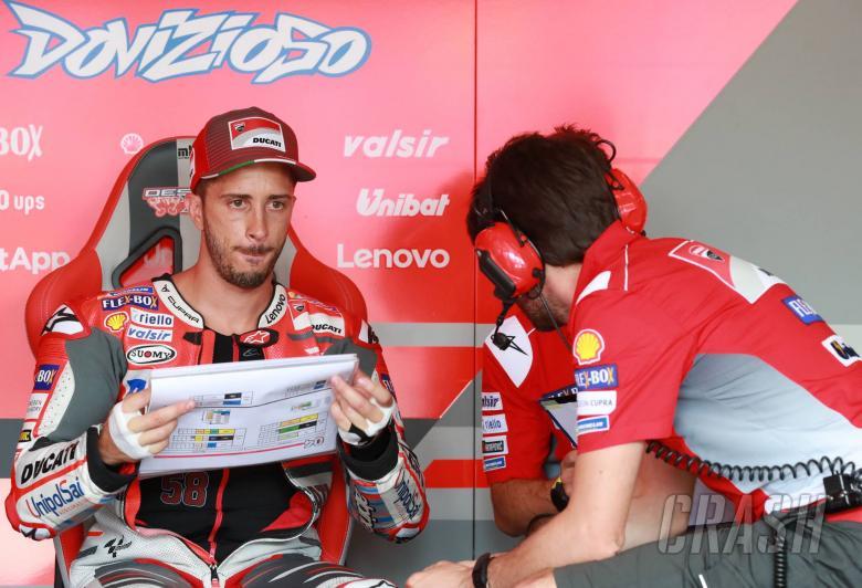 MotoGP: Dovizioso: MotoGP championship picture changes nothing