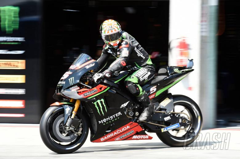 MotoGP: Zarco 'coming back to a good feeling'