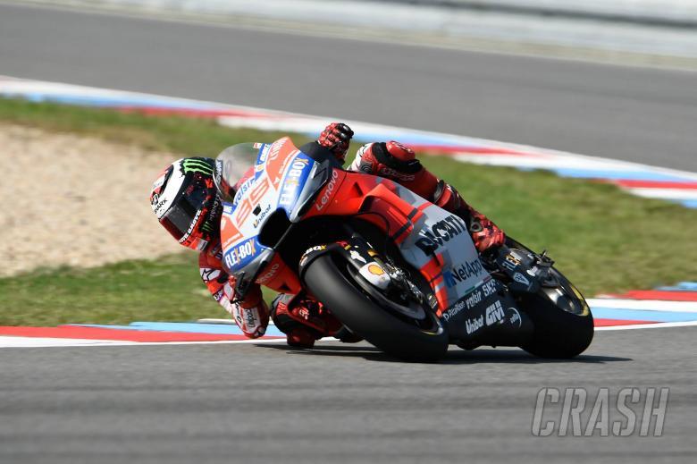 MotoGP: Lorenzo in 'best possible shape' for Austria attack