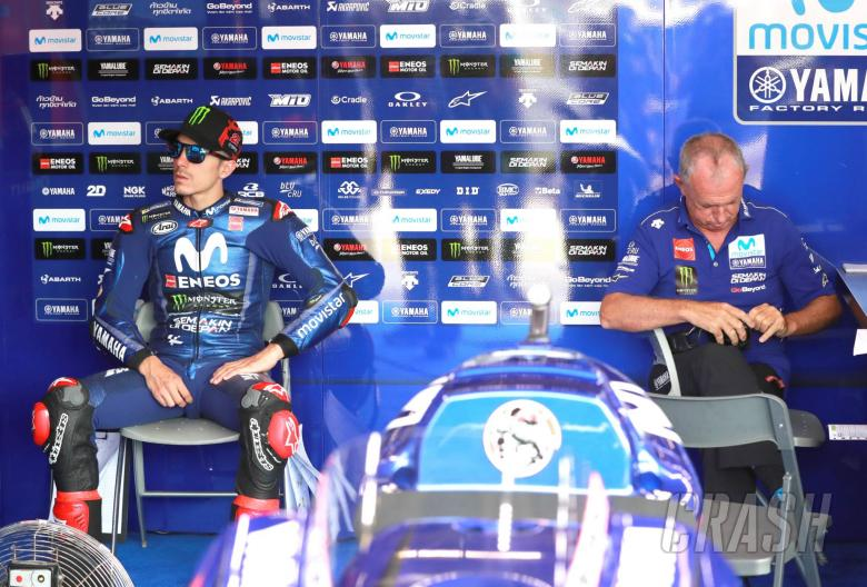 MotoGP: Vinales, Forcada can 'keep working, pushing'