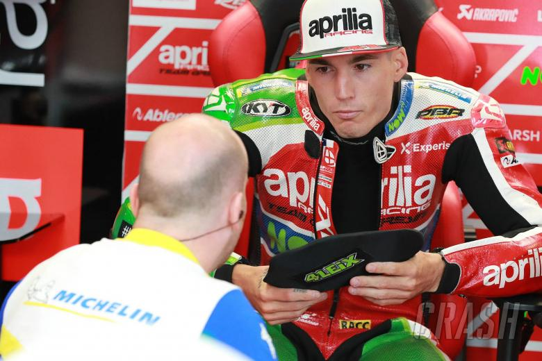 MotoGP: Espargaro hoping for chassis boost