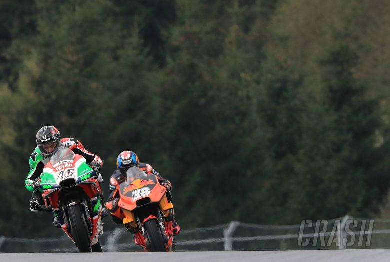 MotoGP: Aprilia test role would be good for Smith