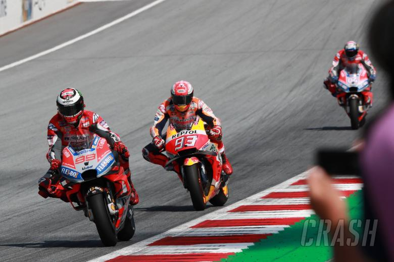 MotoGP: Marquez: Honda did a good move signing Lorenzo