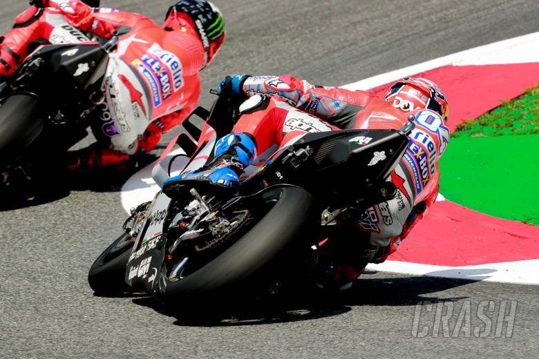 MotoGP: Dovizioso: A fast race, Jorge wants to escape