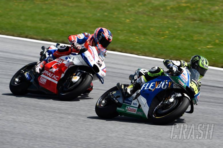 MotoGP: Crutchlow: Honda working well but need more against Ducati