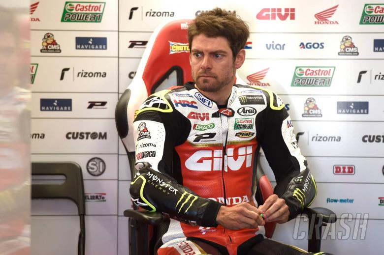 MotoGP: Crutchlow talks 'unbelievable' contract extension