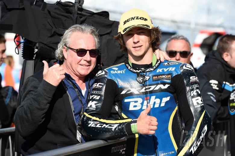 MotoGP: Moto2: Gardner, Nagashima join SAG