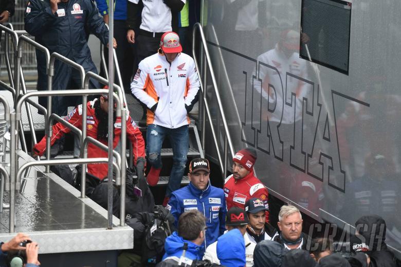 MotoGP: Marquez: There was no way