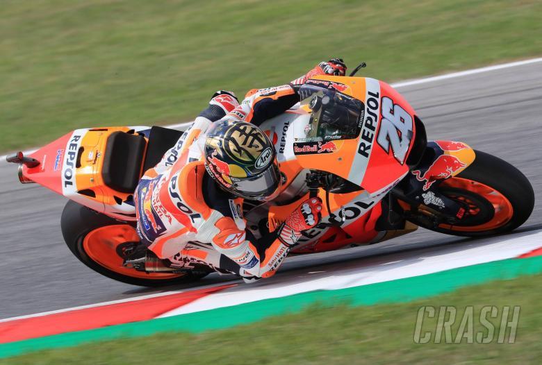 MotoGP: Misano MotoGP - Qualifying (1) Results