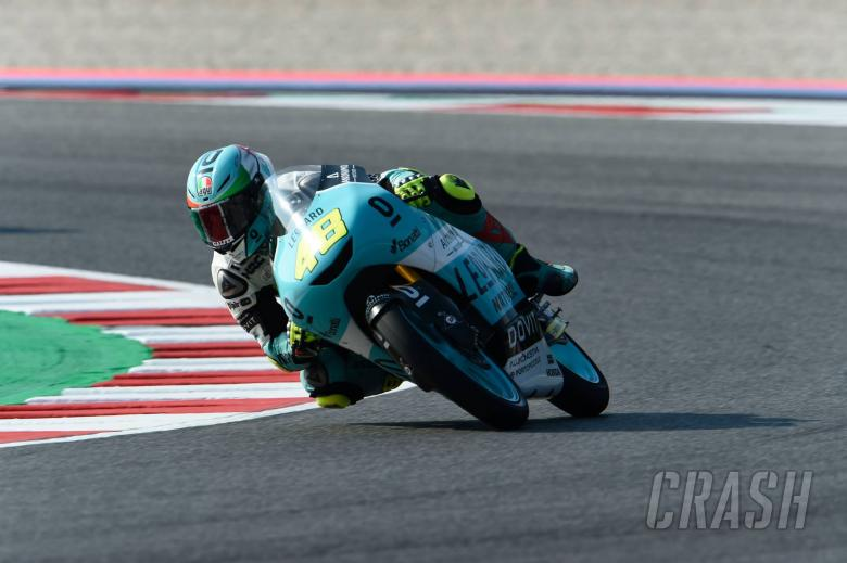 MotoGP: Moto3 Misano - Race Results
