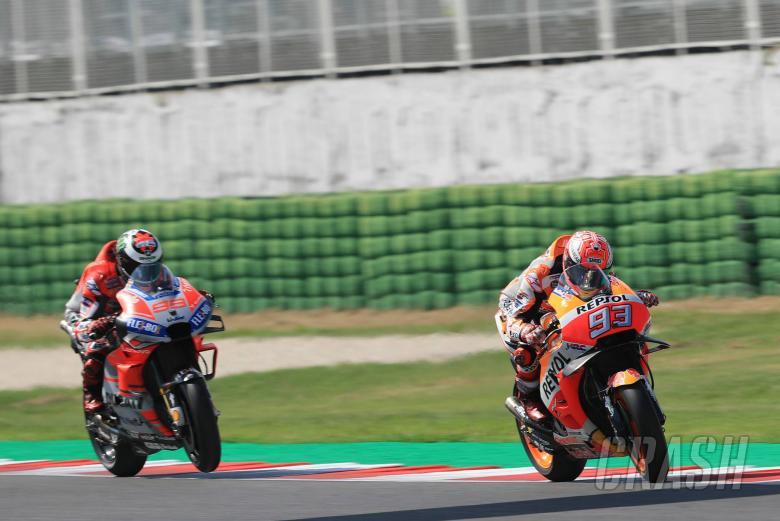 MotoGP: Misano MotoGP - Warm-up Results