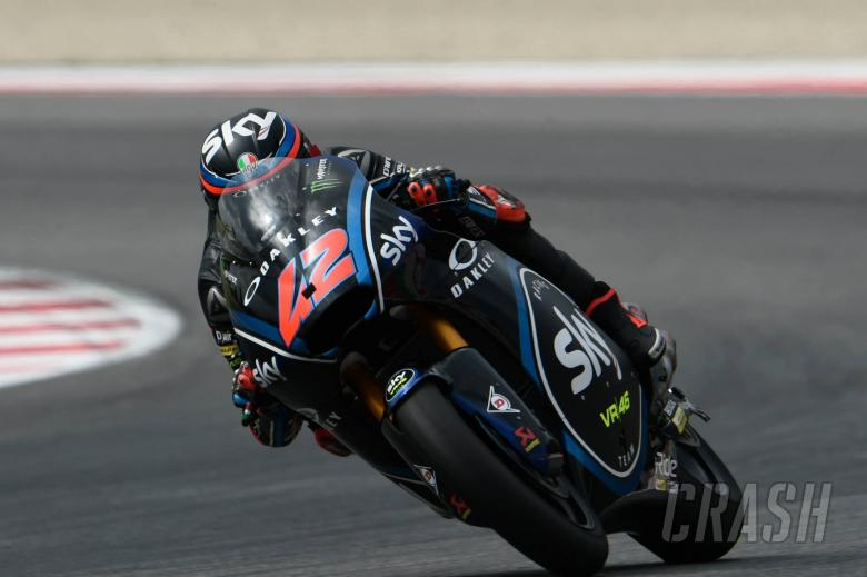 MotoGP: Moto2 Aragon - Free Practice (2) Results