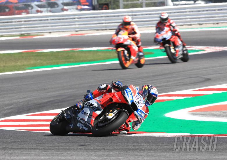 MotoGP: Dovizioso masters Misano for third win of the year