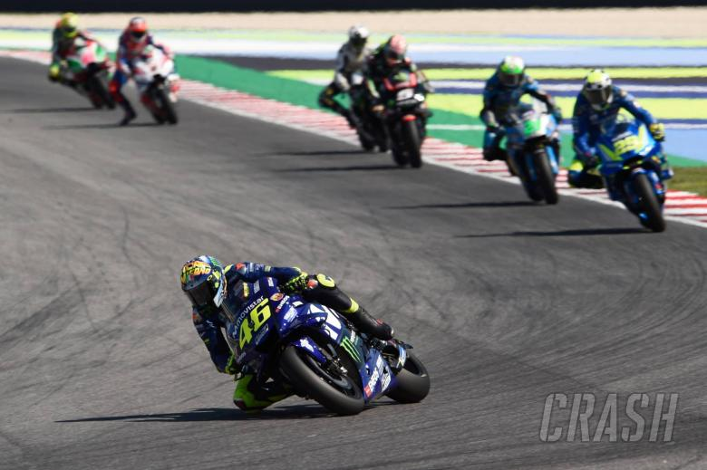 MotoGP: 'A big shame' for Rossi, 'everything more difficult'