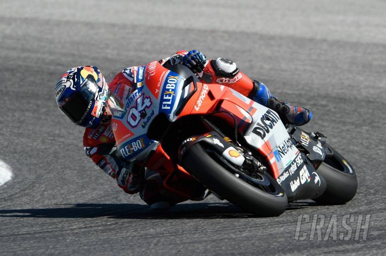 MotoGP: Aragon MotoGP - Free Practice (1) Results
