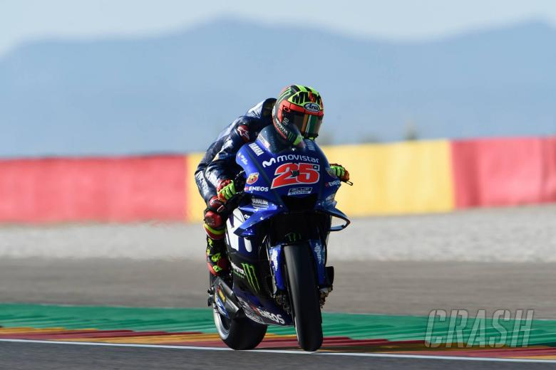 MotoGP: Vinales: It seems the bike works less than last year