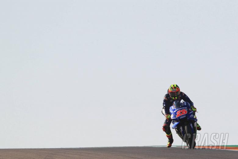 MotoGP: Vinales tenth, 'struggling so much'