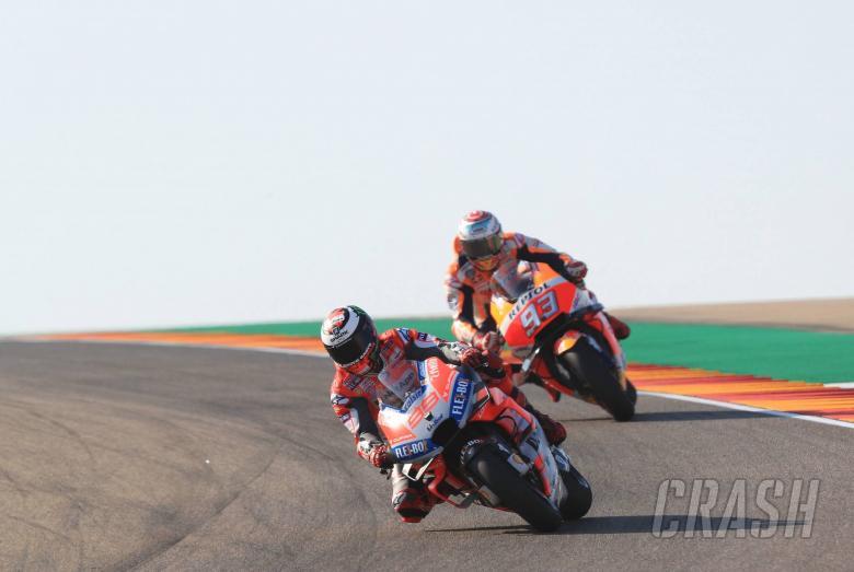 MotoGP: Aragon MotoGP - Full Qualifying Results - UPDATED