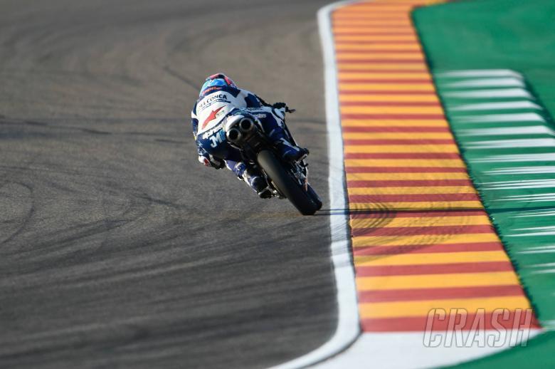 MotoGP: Moto3 Aragon - Qualifying Results