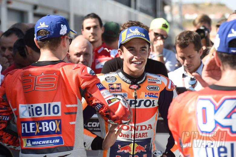 MotoGP: Marquez 'only guy that can fight Ducatis'