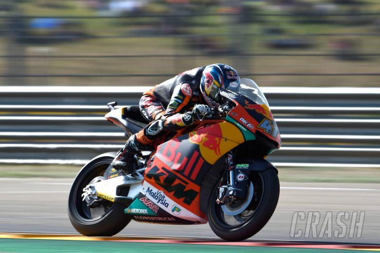MotoGP: Moto2 Aragon - Race Results