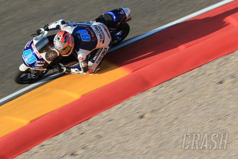 MotoGP: Moto3 Aragon: Martin masterclass, Bezzecchi bounces back
