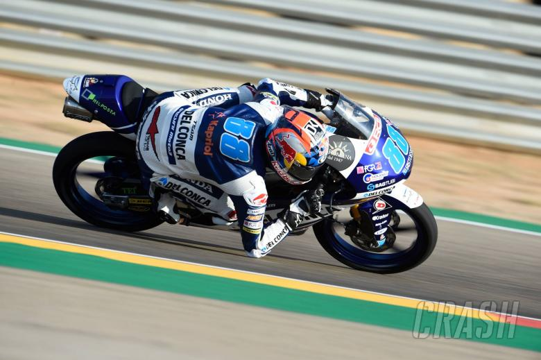 MotoGP: Moto3 Aragon - Race Results