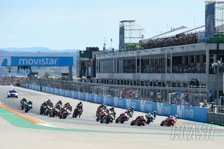 Aragon MotoGP gets race schedule tweak to avoid F1 clash