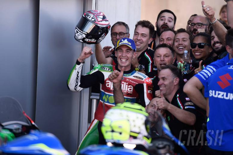 MotoGP: 'On the limit' Espargaro matches Aprilia best