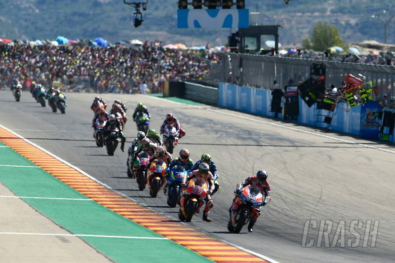 MotoGP Mempertimbangkan Moto2, Pertukaran Jadwal Moto3?