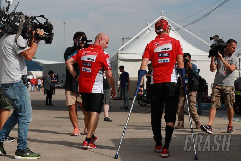 MotoGP: Lorenzo withdraws from Thai MotoGP