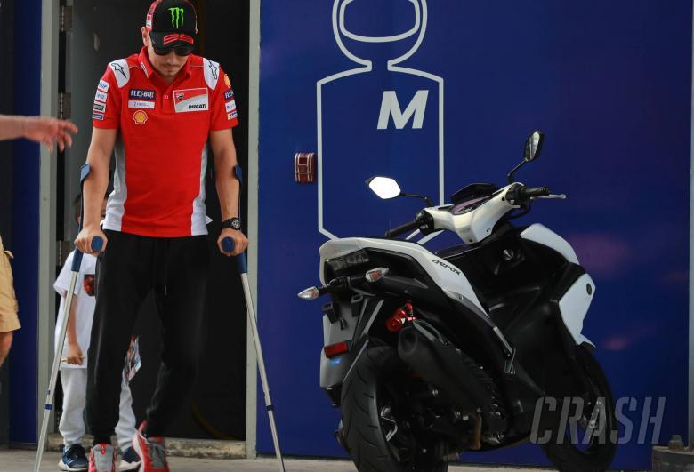 MotoGP: Lorenzo: Aragon incident avoidable, Marquez irresponsible