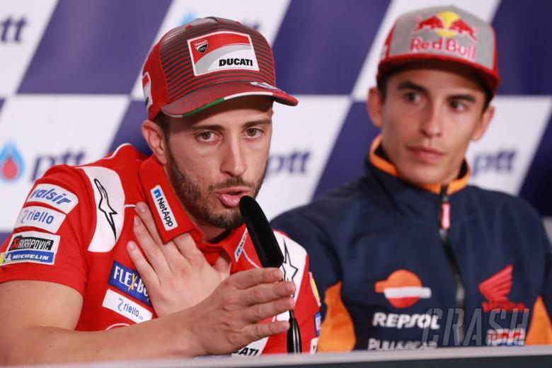 MotoGP: New race an unknown quantity for everyone, says Dovizioso