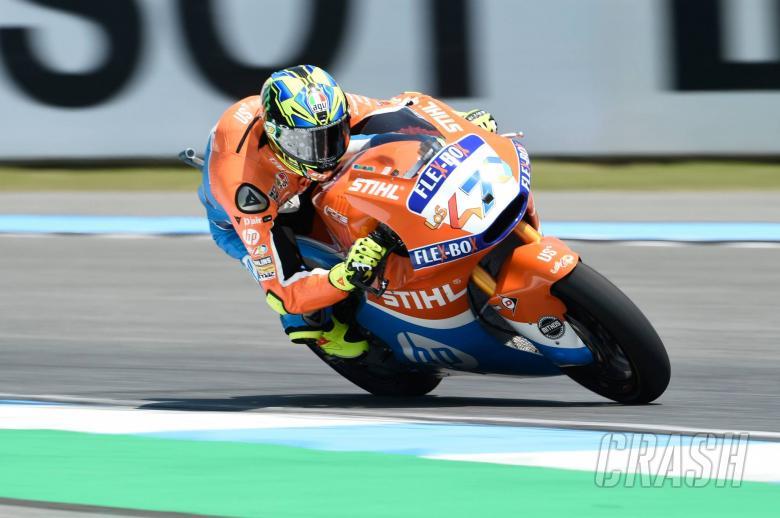 MotoGP: Moto2 Thailand - Qualifying Results