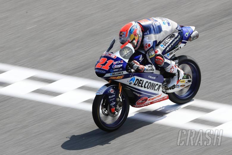 MotoGP: Moto3 Thailand - Race Results