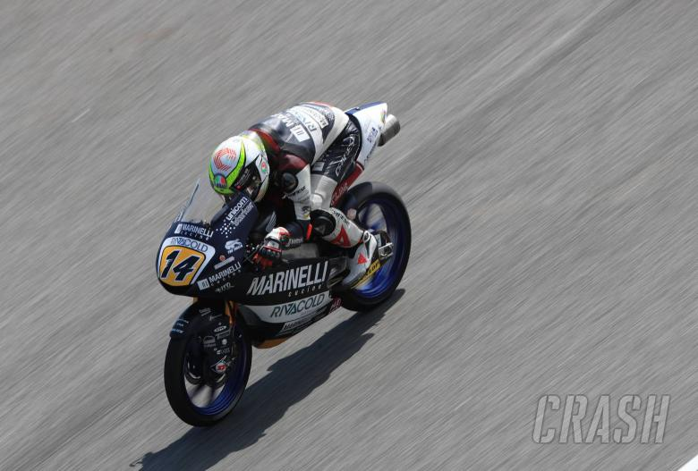 MotoGP: Moto3 Malaysia - Free Practice (2) Results