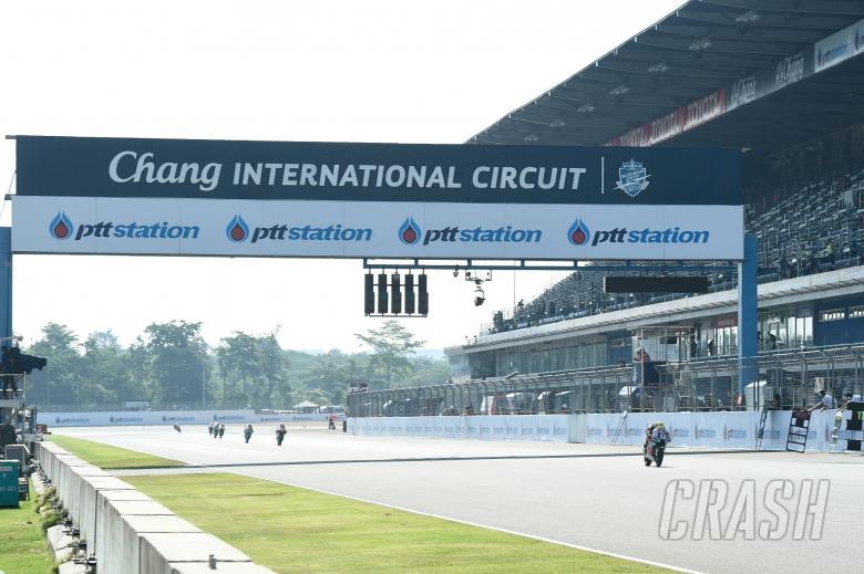 MotoGP: Moto3 Thailand - Qualifying Results