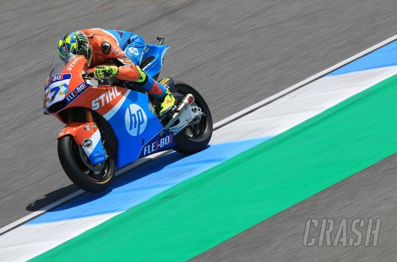 MotoGP: Moto2 Thailand: Unbeatable Baldassarri bags Buriram pole