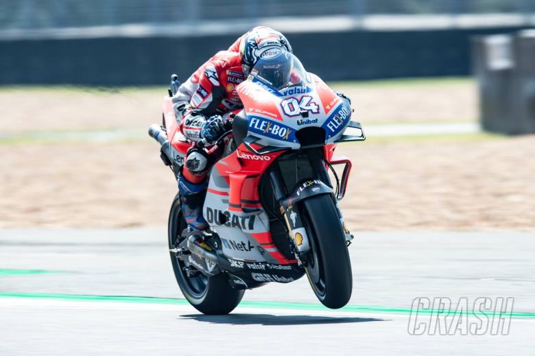 MotoGP: Dovizioso anticipates war of attrition