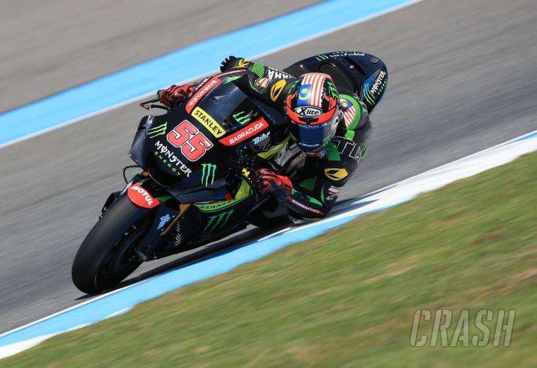 MotoGP: Syahrin closes gap to Morbidelli in top MotoGP rookie fight