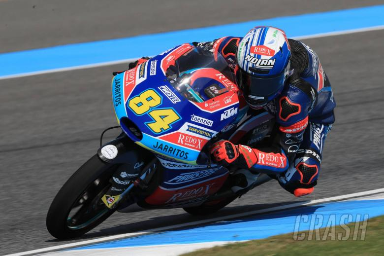 MotoGP: Moto3 Japan - Free Practice (1) Results