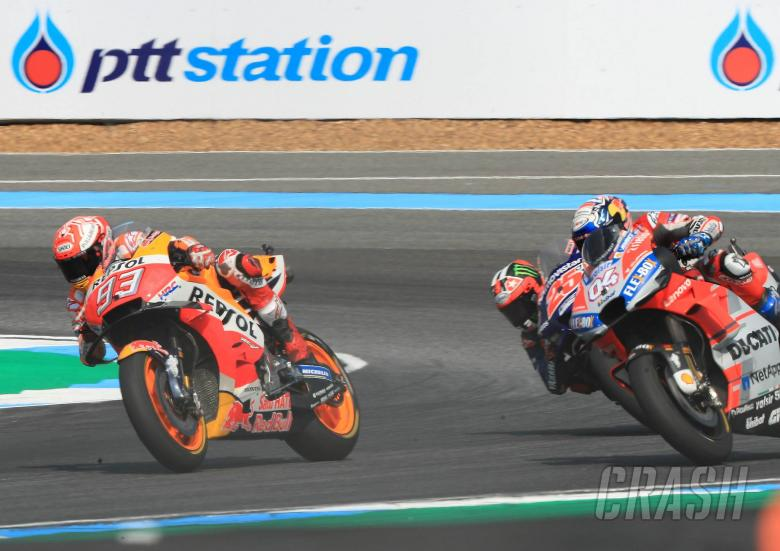 MotoGP: Thailand MotoGP - Race Results