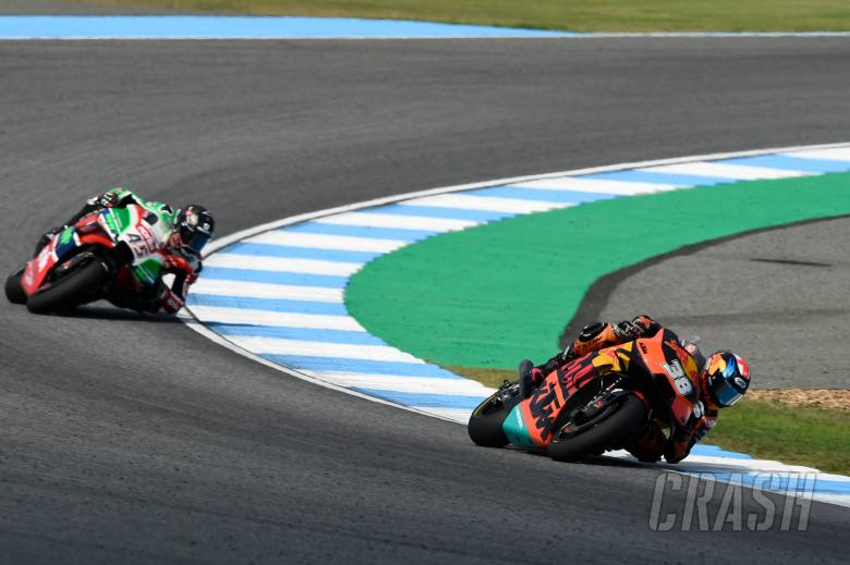 MotoGP: Smith relishes Redding battle for final points place