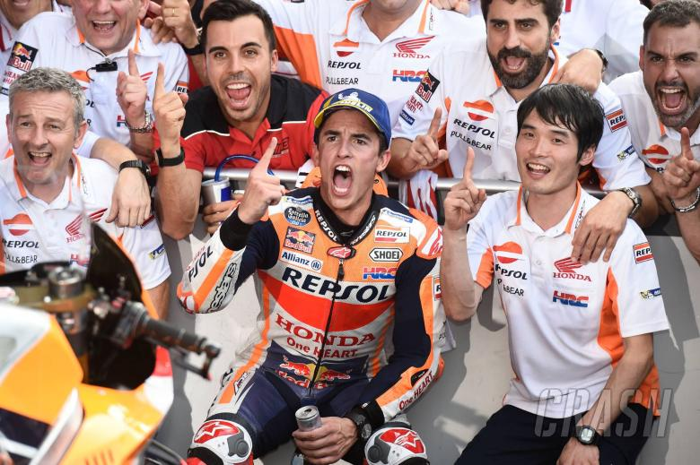 MotoGP: 'When he's not fast, he fights for the podium'