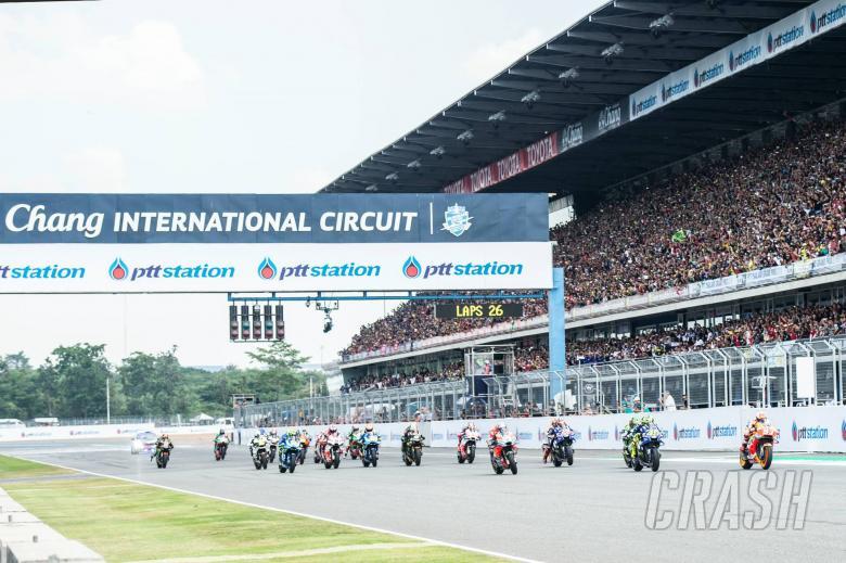 MotoGP: Bumper Buriram crowd fuels MotoGP audience increase