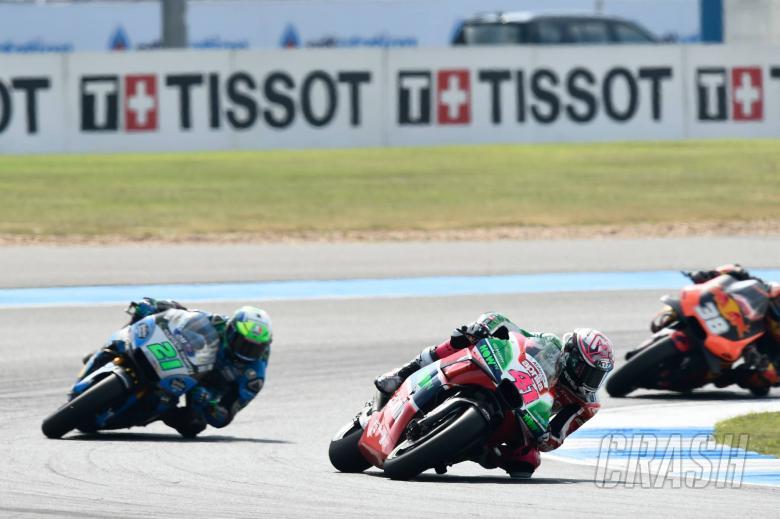 MotoGP: Aprilia closing in on KTM