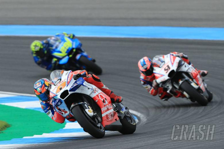 MotoGP: Miller tenth after 'yo-yoing' race